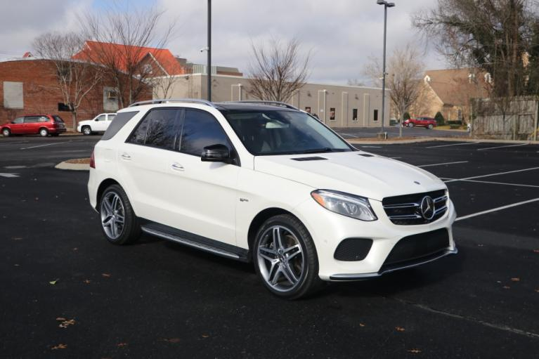 Used 2018 Mercedes-Benz GLE 43 AMG 4MATIC PREMIUM W/NAV GLE 43 AMG 4MATIC for sale $51,950 at Auto Collection in Murfreesboro TN 37130 1