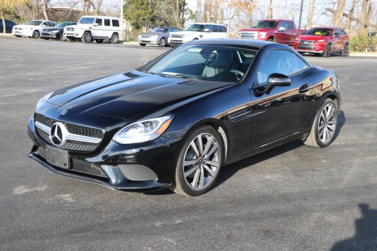 Used 2018 Mercedes-Benz SLC 300 ROADSTER RWD W/NAV SLC300 for sale Sold at Auto Collection in Murfreesboro TN 37130 2