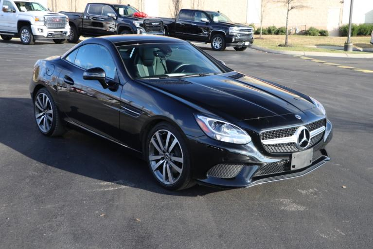 Used 2018 Mercedes-Benz SLC 300 ROADSTER RWD W/NAV SLC300 for sale Sold at Auto Collection in Murfreesboro TN 37130 1