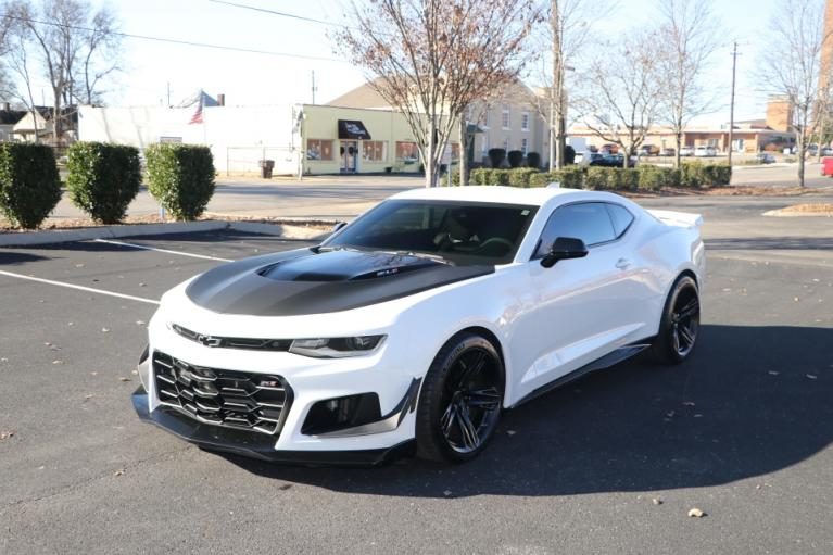 Used 2018 CHEVROLET CAMARO ZL1 COUPE  ZL1 for sale Sold at Auto Collection in Murfreesboro TN 37130 2