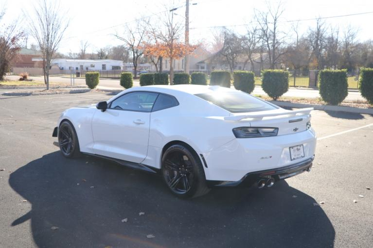 Used 2018 CHEVROLET CAMARO ZL1 COUPE  ZL1 for sale Sold at Auto Collection in Murfreesboro TN 37130 4