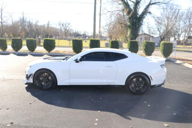 Used 2018 CHEVROLET CAMARO ZL1 COUPE  ZL1 for sale Sold at Auto Collection in Murfreesboro TN 37130 7