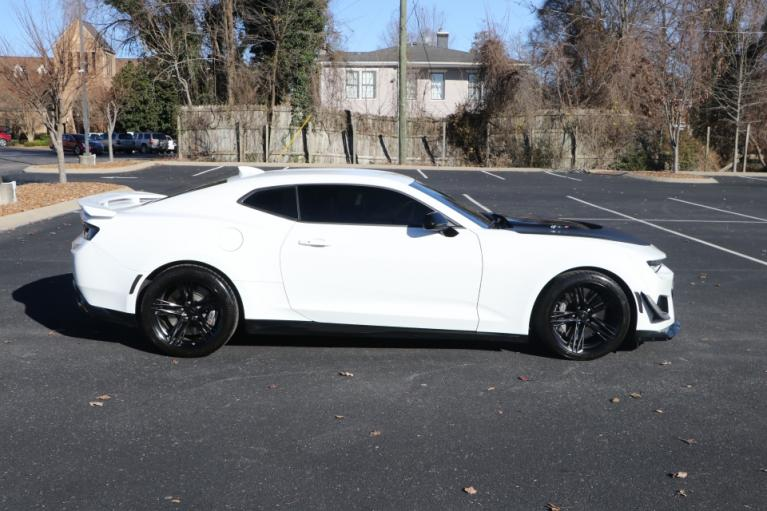 Used 2018 CHEVROLET CAMARO ZL1 COUPE  ZL1 for sale Sold at Auto Collection in Murfreesboro TN 37130 8
