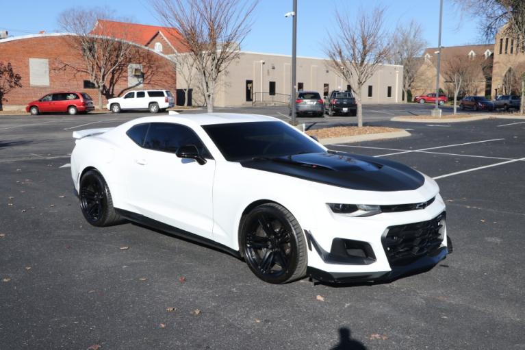 Used Used 2018 CHEVROLET CAMARO ZL1 COUPE  ZL1 for sale $56,950 at Auto Collection in Murfreesboro TN