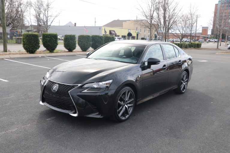 Used 2018 Lexus GS 350 F-SPORT AWD W/NAV for sale Sold at Auto Collection in Murfreesboro TN 37130 2