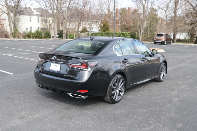 Used 2018 Lexus GS 350 F-SPORT AWD W/NAV 350 AWD for sale $37,950 at Auto Collection in Murfreesboro TN 37130 3