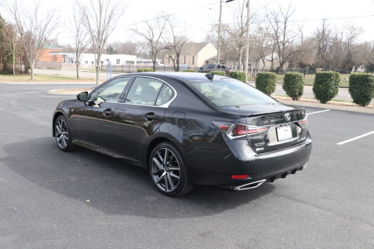 Used 2018 Lexus GS 350 F-SPORT AWD W/NAV 350 AWD for sale $37,950 at Auto Collection in Murfreesboro TN 37130 4