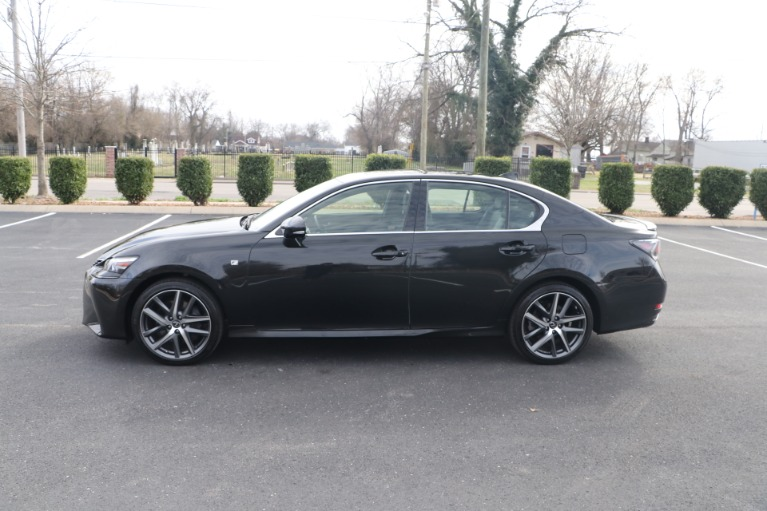 Used 2018 Lexus GS 350 F-SPORT AWD W/NAV for sale Sold at Auto Collection in Murfreesboro TN 37130 7