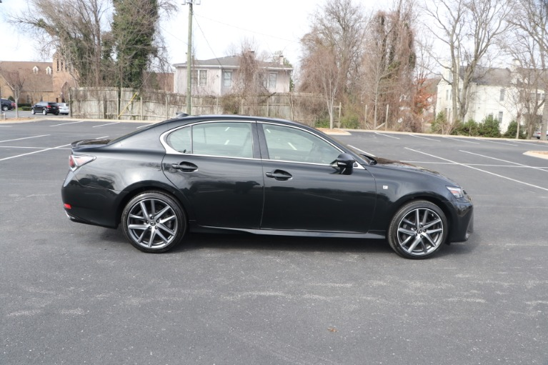 Used 2018 Lexus GS 350 F-SPORT AWD W/NAV for sale Sold at Auto Collection in Murfreesboro TN 37130 8