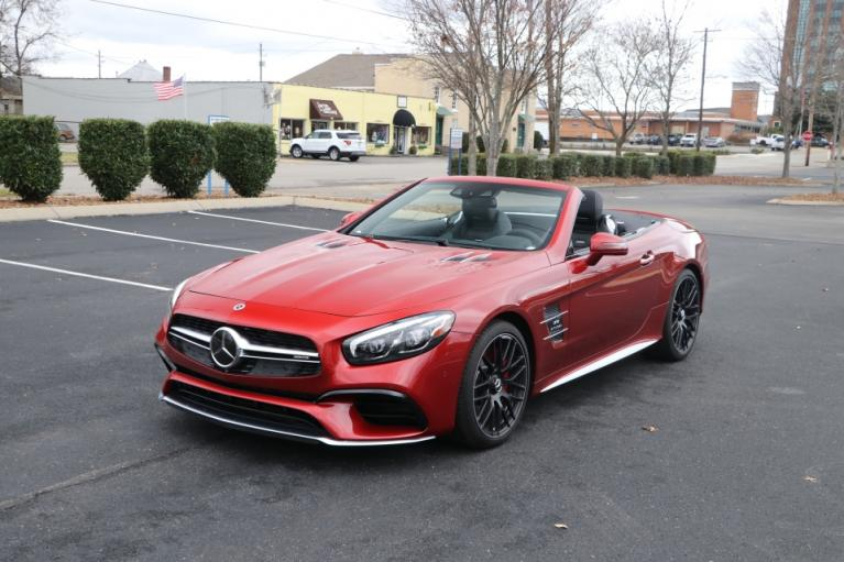 Used 2019 Mercedes-Benz SL63 AMG Roadster W/NAV for sale Sold at Auto Collection in Murfreesboro TN 37130 2