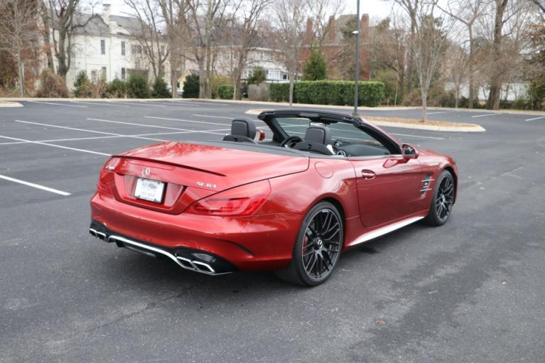Used 2019 Mercedes-Benz SL63 AMG Roadster W/NAV for sale Sold at Auto Collection in Murfreesboro TN 37130 3