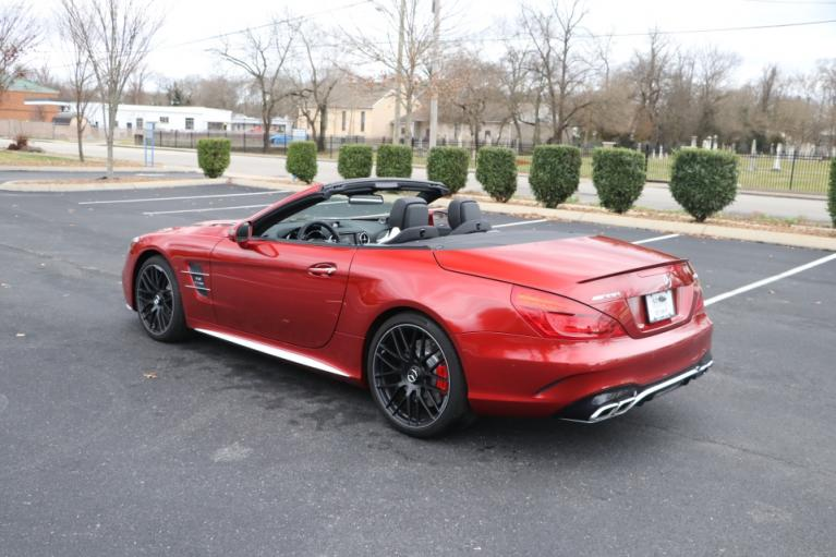 Used 2019 Mercedes-Benz SL63 AMG Roadster W/NAV SL63 AMG for sale $129,950 at Auto Collection in Murfreesboro TN 37130 4