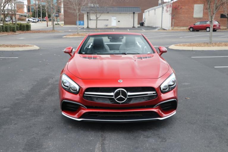 Used 2019 Mercedes-Benz SL63 AMG Roadster W/NAV for sale Sold at Auto Collection in Murfreesboro TN 37130 5