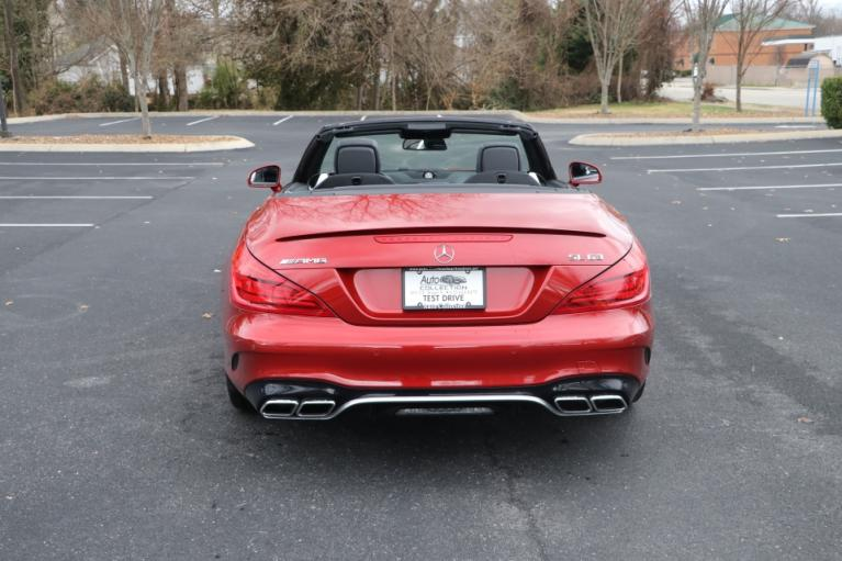 Used 2019 Mercedes-Benz SL63 AMG Roadster W/NAV for sale Sold at Auto Collection in Murfreesboro TN 37130 6