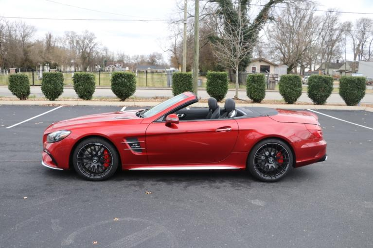 Used 2019 Mercedes-Benz SL63 AMG Roadster W/NAV for sale Sold at Auto Collection in Murfreesboro TN 37130 7