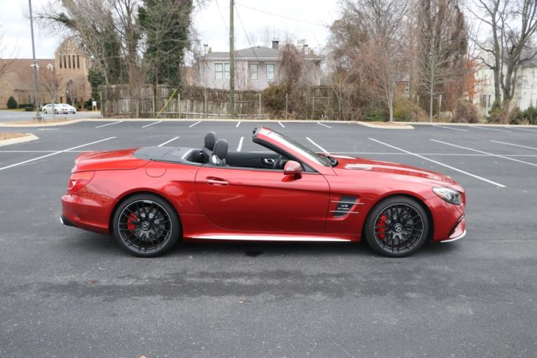 Used 2019 Mercedes-Benz SL63 AMG Roadster W/NAV SL63 AMG for sale $129,950 at Auto Collection in Murfreesboro TN 37130 8