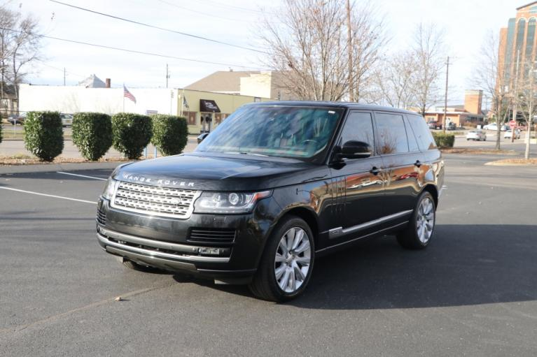Used 2014 LAND_ROVER RANGE ROVER SUPERCHARGED LWB AWD W/NAV SUPERCHARGED AWD for sale Sold at Auto Collection in Murfreesboro TN 37130 2