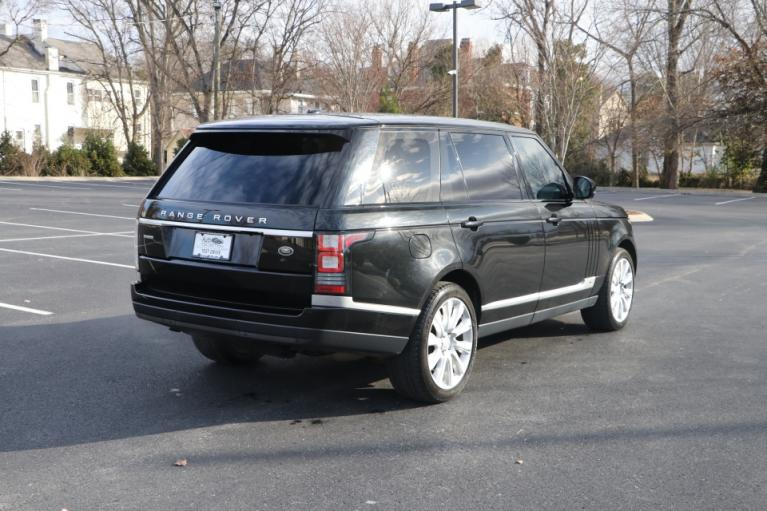 Used 2014 LAND_ROVER RANGE ROVER SUPERCHARGED LWB AWD W/NAV SUPERCHARGED AWD for sale Sold at Auto Collection in Murfreesboro TN 37130 3