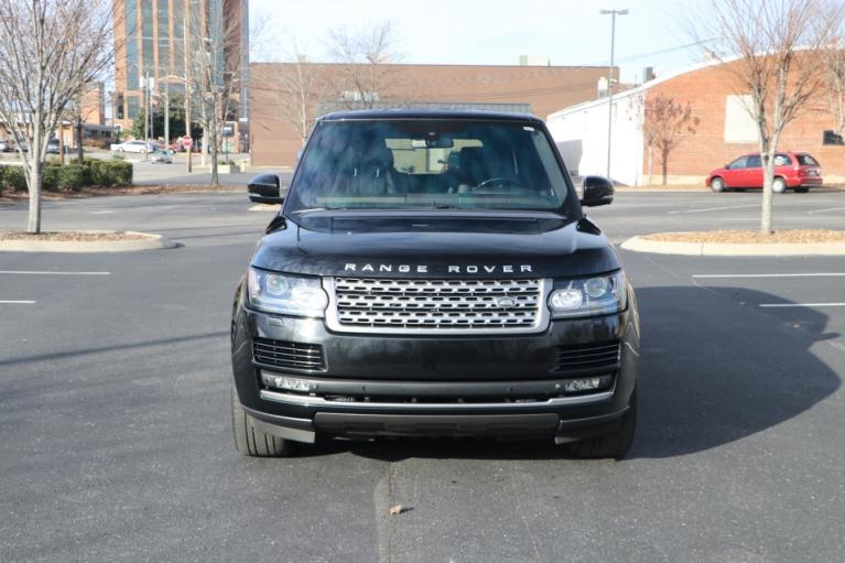 Used 2014 LAND_ROVER RANGE ROVER SUPERCHARGED LWB AWD W/NAV SUPERCHARGED AWD for sale Sold at Auto Collection in Murfreesboro TN 37130 5