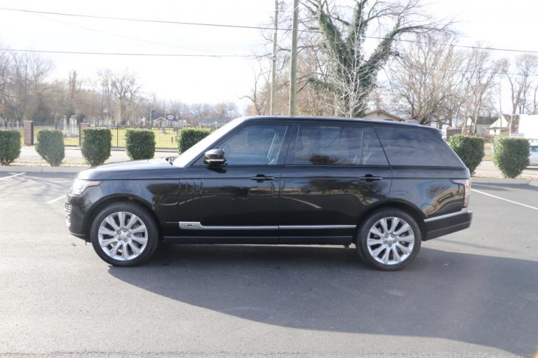 Used 2014 LAND_ROVER RANGE ROVER SUPERCHARGED LWB AWD W/NAV SUPERCHARGED AWD for sale Sold at Auto Collection in Murfreesboro TN 37130 7