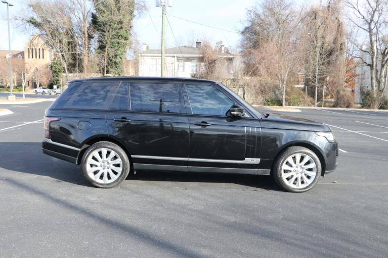 Used 2014 LAND_ROVER RANGE ROVER SUPERCHARGED LWB AWD W/NAV SUPERCHARGED AWD for sale Sold at Auto Collection in Murfreesboro TN 37130 8