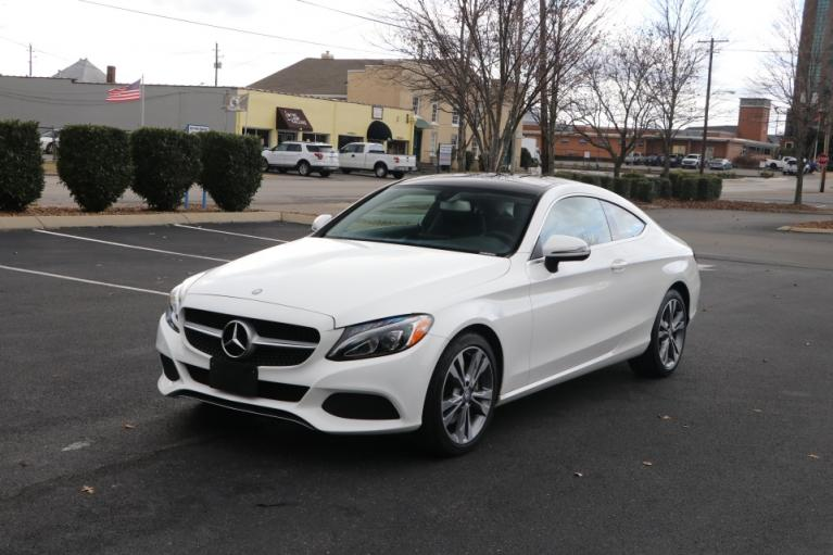 Used 2017 Mercedes-Benz C300 4MATIC COUPE W/NAV for sale $28,700 at Auto Collection in Murfreesboro TN 37130 2