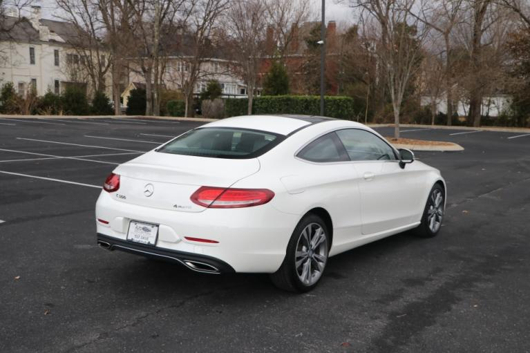 Used 2017 Mercedes-Benz C300 4MATIC COUPE W/NAV for sale $28,700 at Auto Collection in Murfreesboro TN 37130 3