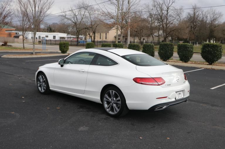 Used 2017 Mercedes-Benz C300 4MATIC COUPE W/NAV for sale $28,700 at Auto Collection in Murfreesboro TN 37130 4
