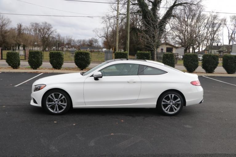 Used 2017 Mercedes-Benz C300 4MATIC COUPE W/NAV for sale $28,700 at Auto Collection in Murfreesboro TN 37130 7