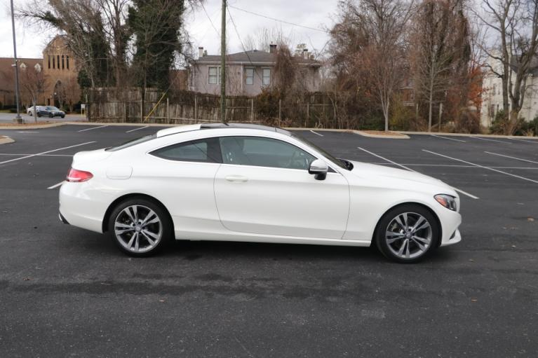 Used 2017 Mercedes-Benz C300 4MATIC COUPE W/NAV for sale $28,700 at Auto Collection in Murfreesboro TN 37130 8