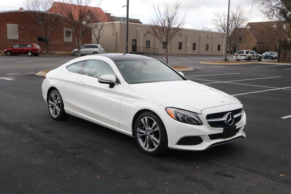 Used 2017 Mercedes-Benz C300 4MATIC COUPE W/NAV for sale $28,700 at Auto Collection in Murfreesboro TN 37130 1