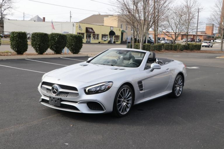 Used 2018 Mercedes-Benz SL550 ROADSTER W/NAV for sale Sold at Auto Collection in Murfreesboro TN 37130 2