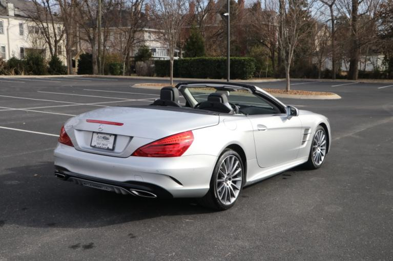 Used 2018 Mercedes-Benz SL550 ROADSTER W/NAV for sale Sold at Auto Collection in Murfreesboro TN 37130 3