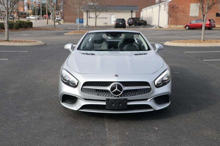 Used 2018 Mercedes-Benz SL550 ROADSTER W/NAV SL550 for sale $72,900 at Auto Collection in Murfreesboro TN 37130 5