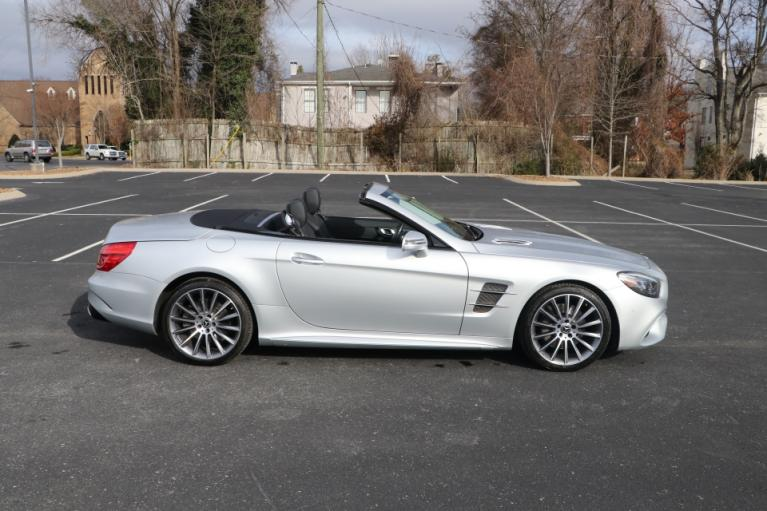 Used 2018 Mercedes-Benz SL550 ROADSTER W/NAV for sale Sold at Auto Collection in Murfreesboro TN 37130 8