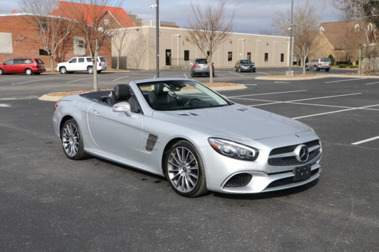 Used 2018 Mercedes-Benz SL550 ROADSTER W/NAV SL550 for sale $72,900 at Auto Collection in Murfreesboro TN 37130 1
