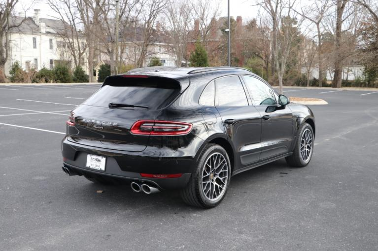 Used 2018 Porsche MACAN PREMIUM SPORT EDITION AWD W/NAV GTS for sale Sold at Auto Collection in Murfreesboro TN 37130 3
