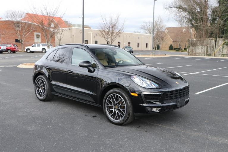 U U 2018 Porsche MACAN PREMIUM SPORT EDITION AWD W/NAV GTS for sale $50,950 at Auto Collection in Murfreesboro TN