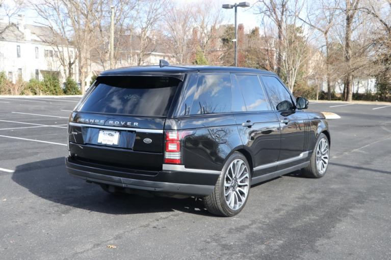 Used 2017 Land_Rover RANGE ROVER SUPERCHARGED AUTOBIOGRAPHY AWD W/NAV AUTOBIOGRAPHY for sale $86,950 at Auto Collection in Murfreesboro TN 37130 3