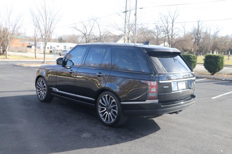 Used 2017 Land_Rover RANGE ROVER SUPERCHARGED AUTOBIOGRAPHY AWD W/NAV AUTOBIOGRAPHY for sale $86,950 at Auto Collection in Murfreesboro TN 37130 4