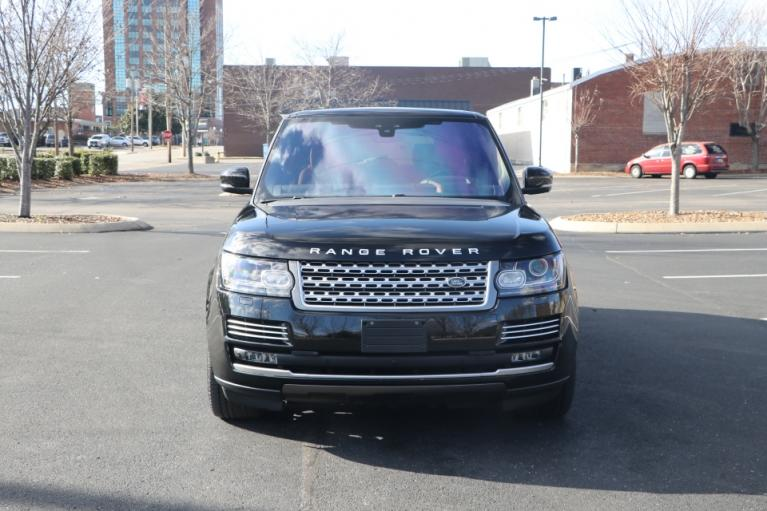 Used 2017 Land_Rover RANGE ROVER SUPERCHARGED AUTOBIOGRAPHY AWD W/NAV AUTOBIOGRAPHY for sale $86,950 at Auto Collection in Murfreesboro TN 37130 5