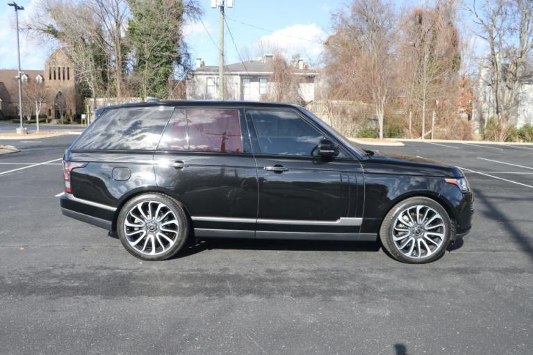 Used 2017 Land_Rover RANGE ROVER SUPERCHARGED AUTOBIOGRAPHY AWD W/NAV AUTOBIOGRAPHY for sale $86,950 at Auto Collection in Murfreesboro TN 37130 8