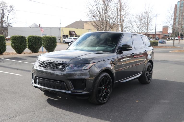 Used 2020 Land_Rover RANGE ROVER SPORT HST 3.0 SUPERCHARGED AWD W/NAV HST for sale Sold at Auto Collection in Murfreesboro TN 37130 2