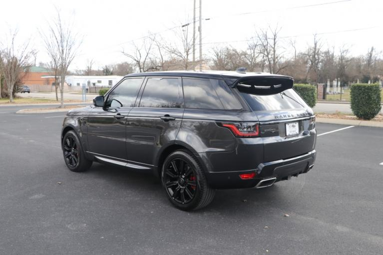 Used 2020 Land_Rover RANGE ROVER SPORT HST 3.0 SUPERCHARGED AWD W/NAV HST for sale Sold at Auto Collection in Murfreesboro TN 37130 4