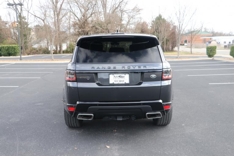 Used 2020 Land_Rover RANGE ROVER SPORT HST 3.0 SUPERCHARGED AWD W/NAV HST for sale Sold at Auto Collection in Murfreesboro TN 37130 6