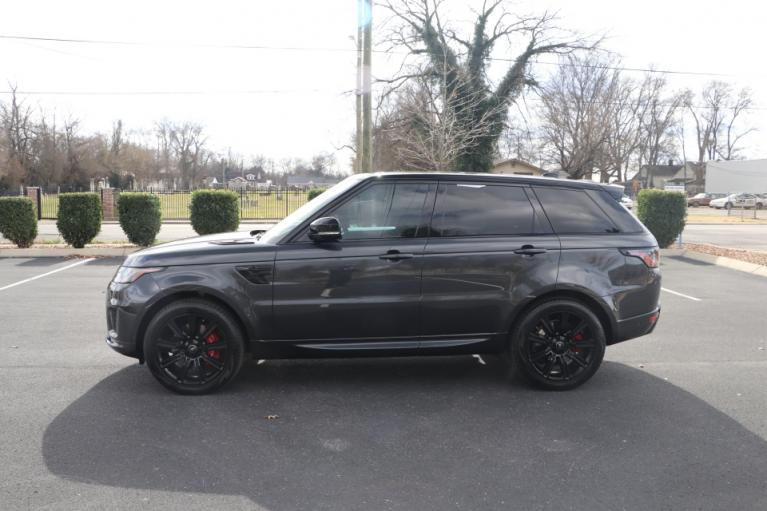 Used 2020 Land_Rover RANGE ROVER SPORT HST 3.0 SUPERCHARGED AWD W/NAV HST for sale Sold at Auto Collection in Murfreesboro TN 37130 7