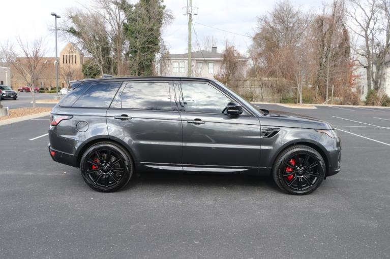 Used 2020 Land_Rover RANGE ROVER SPORT HST 3.0 SUPERCHARGED AWD W/NAV HST for sale Sold at Auto Collection in Murfreesboro TN 37130 8