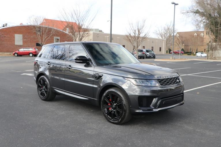 Used 2020 Land_Rover RANGE ROVER SPORT HST 3.0 SUPERCHARGED AWD W/NAV HST for sale Sold at Auto Collection in Murfreesboro TN 37130 1