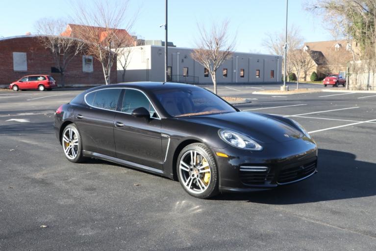 Used Used 2014 PORSCHE PANAMERA TURBO EXECUTIVE AWD W/NAV turbo executive for sale $75,950 at Auto Collection in Murfreesboro TN