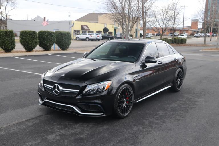 Used 2018 Mercedes-Benz C63 S AMG RWD W/NAV AMG C63 S SEDAN for sale Sold at Auto Collection in Murfreesboro TN 37130 2